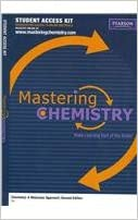 MasteringChemistry -- Standalone Access Card -- for Chemistry: A Molecular Approach
