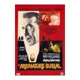 Premature Burial 1961 (NTSC) (REGION 0)by Alan Napier