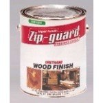 Zip Guard Urethane Wood Finish - 71201 1G Zipgd Gls Wood Finish