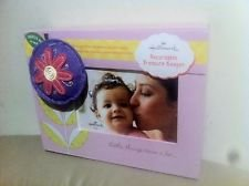 Hallmark Recordable Treasure Keeper Box Keep Forever Box