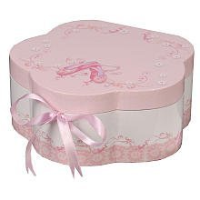 Mele & Co. 0071011 Ella Mele & Co. & Co. Girl s Musical Ballerina Jewelry Box