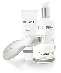 NuLase Home Laser Light Therapy Anti Aging Skin Care