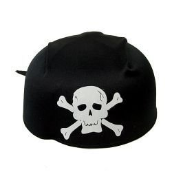 Adult Pirate Buccaneer Scarf Hat Costume Accessory