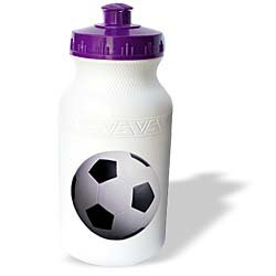 Kids Stuff - Soccer ball - Water Bottles