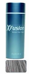 Xfusion Keratin Hair Fibers Gray Thickens Balding or Thin Hair - 25g