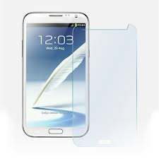 MVTH Brand Clear Temper Glass Screen Protector for Samsung Galaxy Note 2