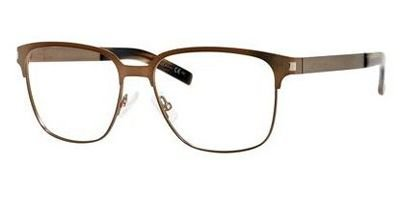 Yves Saint Laurent Yves Saint Laurent Sl 9 Eyeglasses-02QZ Brown-55mm
