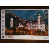 Neuschwanstein Castle 500 Pc Puzzlers Collection