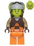 Lego Star Wars Hera Syndulla Minifigure From Set 75053 - 1