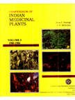 img - for Compendium of Indian Medicinal Plants: v. 3 book / textbook / text book