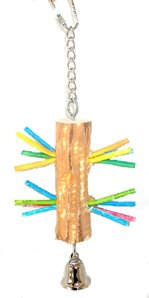 Cheap Stick Ringer 4in x 9in Medium Bird Toy (452-99171)