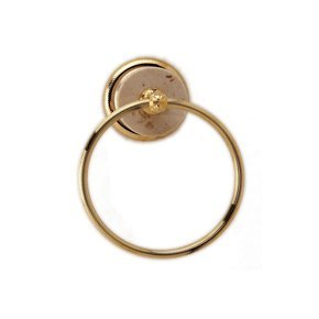 Phylrich Kmd40004 004 Satin Brass Bathroom Accessories 6 Towel Ring Check Price S2honghap100