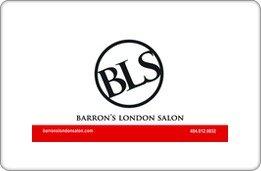 Barron'S London Salon Gift Certificate ($75) front-963686