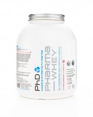 PhD Nutrition Pharma Whey Banana 2270g