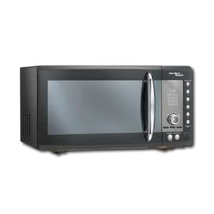 Talking Microwave by Hamilton Beach Microwave - Model 564206