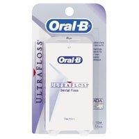 Oral-B Ultra Floss Regular 55 Yards (Pack of 6)