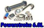 Flo Pro EGR Delete Kit 6.0 Ford Powerstroke