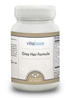 Vitabase Gray Hair Formula 60 Capsules