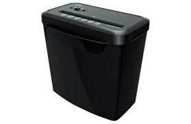 Bush 8 sheet shredder office products for Best home office shredder uk