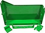 Ar40673 - New Replacement Battery Box, Right Hand For 3010 3020 4010 4020 4320 4520 4620 John Deere Tractors