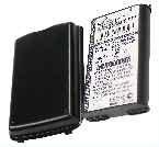 Extended battery for Blackberry Pearl 8220 Flip BAT-11004-001 C-M2 3.7V 1600mAh