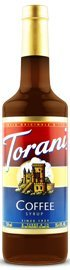 Torani Coffee Syrup 750 ml (Pack of three)