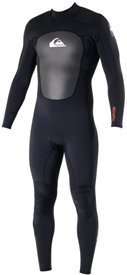 5/4/3mm Junior's Quiksilver Syncro Full Wetsuit - Size 8