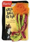 Great Ball Of Fire Cat Toy - 1 Pack