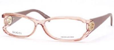 gucci gg3010 eyeglasses 0lir beige brown 57mm - Womens Gucci Frames