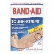 band-aid-tough-strips-adhesive-bandages-waterproof-assorted-20ct-by-band-aid