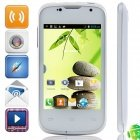 "Doogee Collo 2 Dg120 Mtk6572 Dual-Core Android 4.2.2 Wcdma Bar Phone W/ 3.5"", Fm And Gps - White"