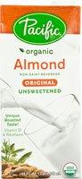 Pacific Natural Unsweetened Original Almond Beverage ( 12X32 Oz)