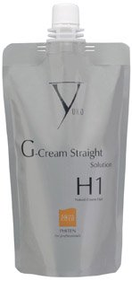 Yuko G-Cream Straight Natural-Coarse Hair Solution - H1 - 13.5 oz