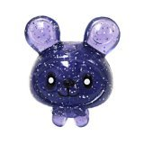 Moshi Monsters Series 1 Scamp Ultra Rare Purple Sparkly Moshling Figure