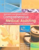 img - for Workbook for Delmar's Comprehensive Medical Assisting: Administrative and Clinical Competencies, 4th 4th Edition by Lindh, Wilburta Q., Pooler, Marilyn, Tamparo, Carol D., Dahl [Paperback] book / textbook / text book