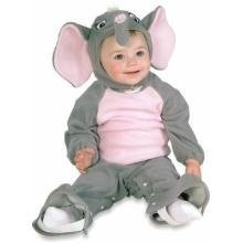 Baby Elephant Costume - Newborn