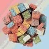 Candy Blox Blocks 3 Pounds, 3 Pound