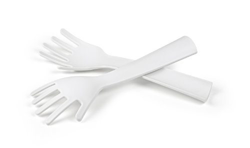 Fred & Friends IDLE HANDS Salad Servers