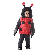 Lady Bug Jumper Toddler Costume