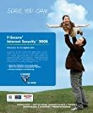 F Secure Internet Security 2008 Upgrade import allemand