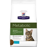 Hill's Prescription Diet Metabolic Feline With Ocean Fish