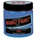 Manic Panic ~ Semi-Permanent Hair Dye ~ Bad Boy Blue