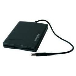 Freecom 22767 USB 2.0 3.5 Inch Exeternal Floppy Disk Drive - Black