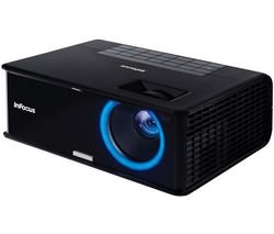 InFocus IN2112 Meeting Room DLP Projector 3D ready SVGA 3000 Lumens