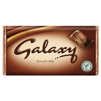 Galaxy Milk Chocolate Bar 125gm