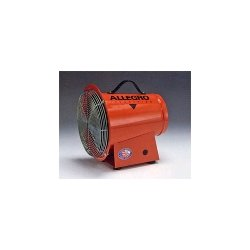 Dc 40182 Horse Power Axial Blower With 12 Volt Dc Electric Motor And 15' Cord With Alligator Clips