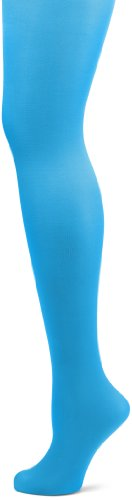 Hudson Damen Strumpfhose COVER 40, 40 DEN, Gr. 40 (Herstellergröße: 40/42), Blau (ATLANTIC)