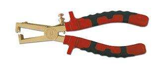 Ega-master 73904 - Spogliarello pinza 170 mm antichispa al.bron.