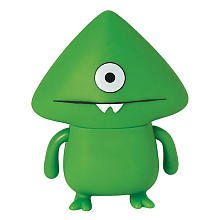 Uglydoll Pointy Max in Green Series 3 Action Figure in Green