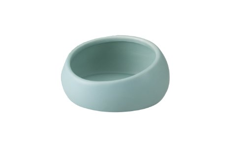 Ethical Ventura 5-Inch Dog Dish, Green